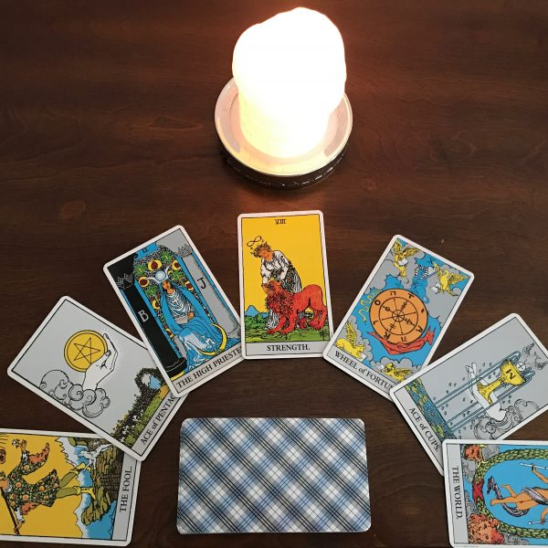 learning tarot