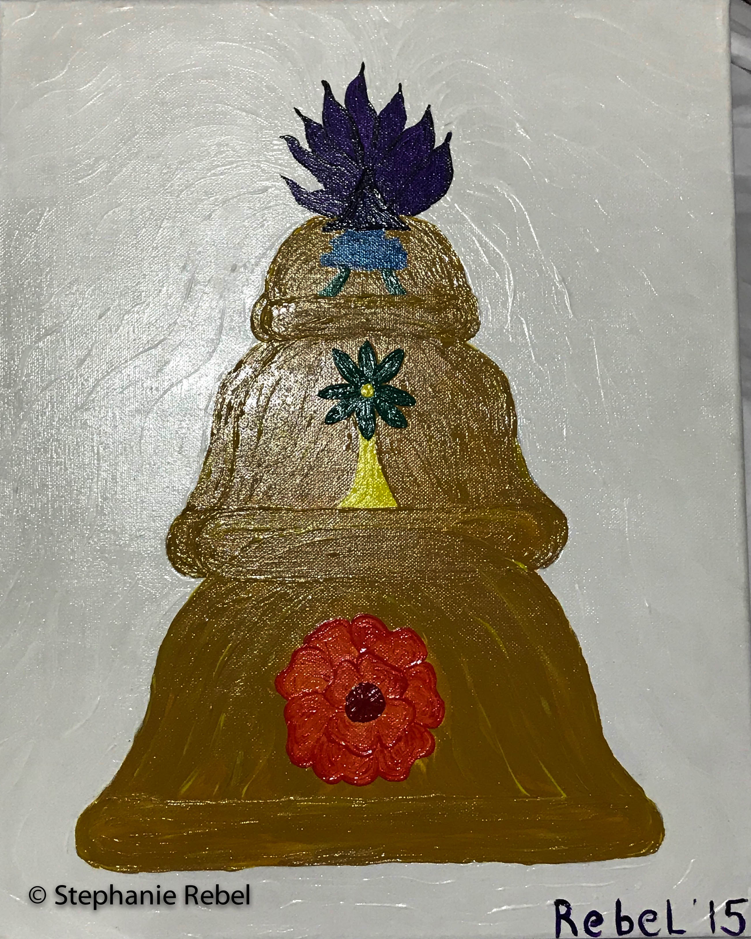 Bell Chime Totem